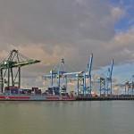 Zeebrugge containerkranen_R01